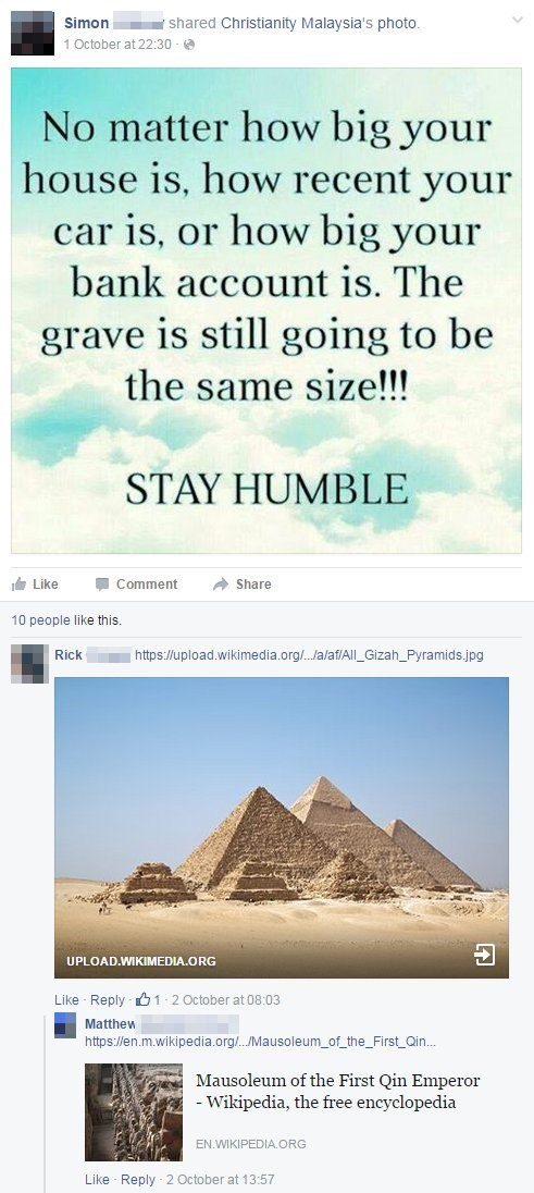 life Death humble pyramid - 8572087552