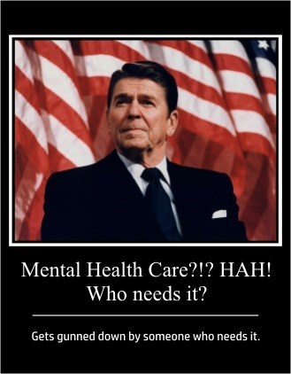 Who needs mental health care...