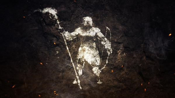 Ubisoft is teasing some new game with this cave painting live stream.