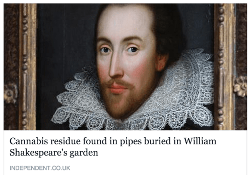 funny memes shakespeare pot pipes