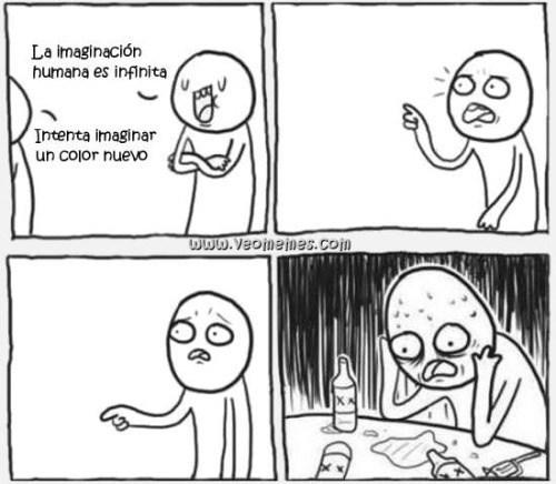 imaginacion infinita