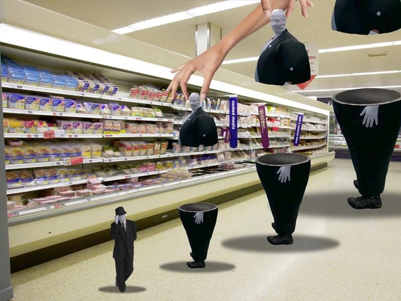 Supermarket - am