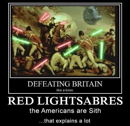 britain demotivationals history lightsabers - 8572237568