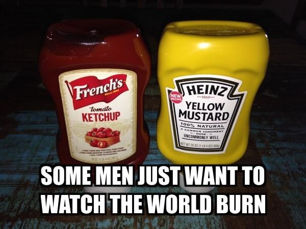 mustard brands ketchup - 8572291328