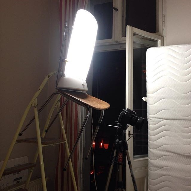 Ghettosoftbox