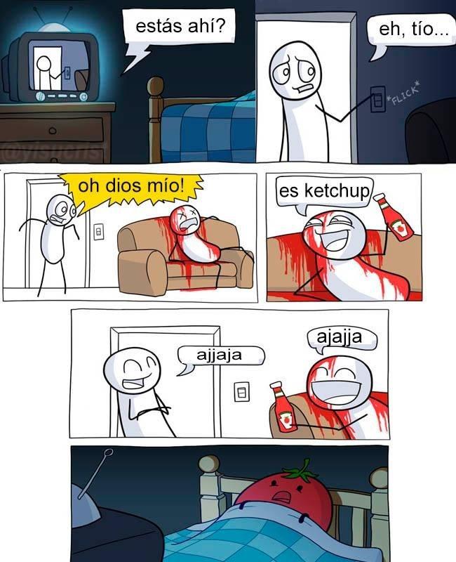 historia de horror