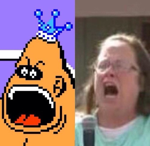 video game memes kim davis punch out