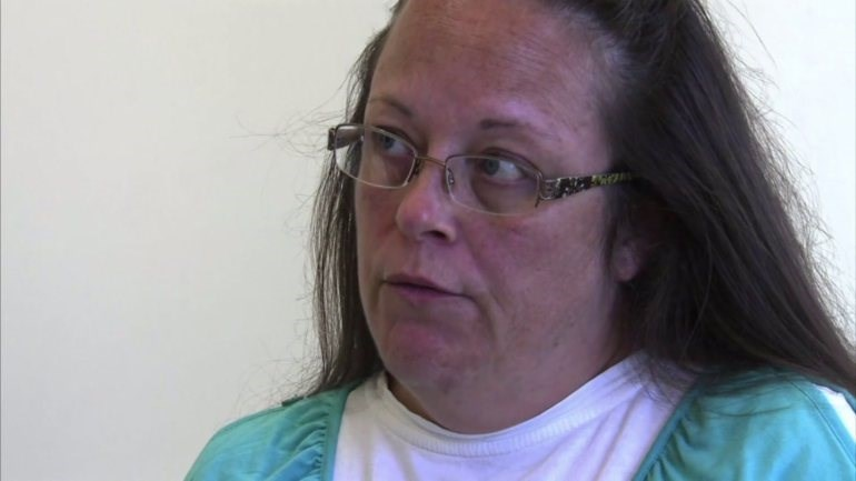 Dogfart offers Kim Davis half a million to appear in a porn movie.