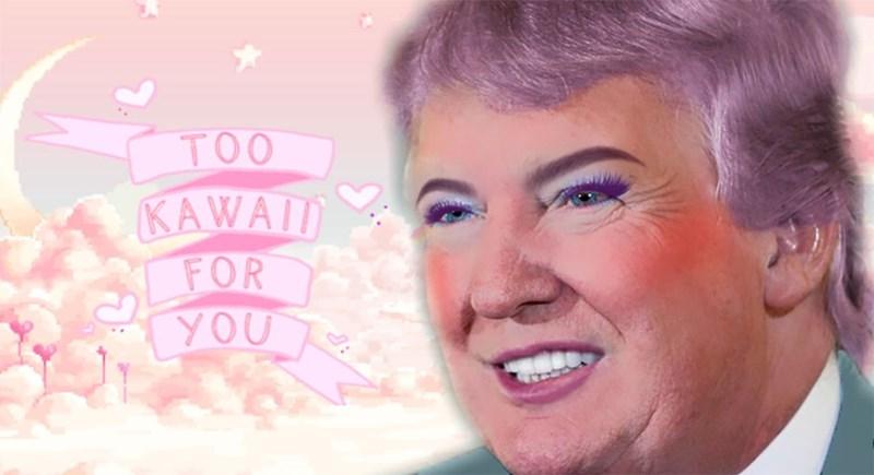 Kawaii Trump