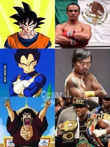 Una de boxeo