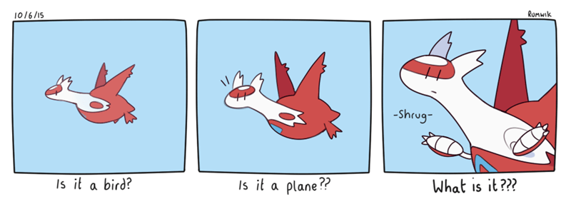 pokemon memes what is latias