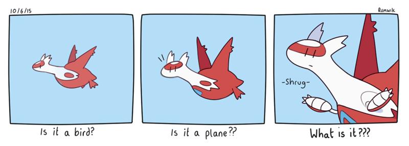 pokemon memes what is latias