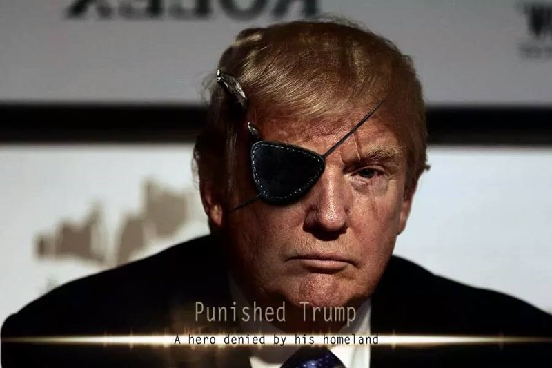 video game memes punished trump