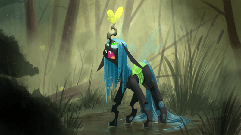 Fan Art cute chrysalis - 8573009408