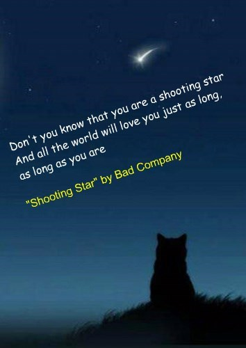 """Shooting Star"" by Bad Company"