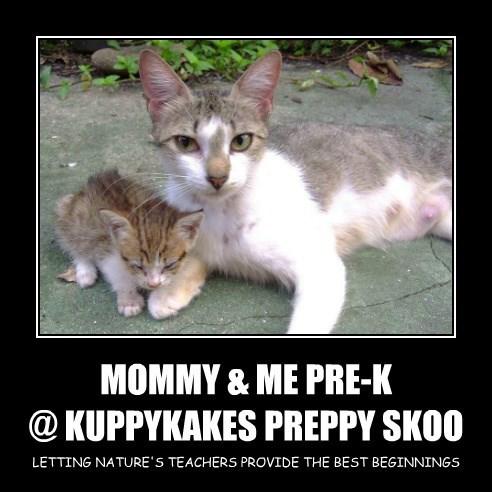MOMMY & ME PRE-K @ KUPPYKAKES PREPPY SKOO