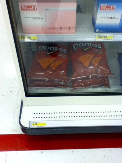 video game memes doritos locked up
