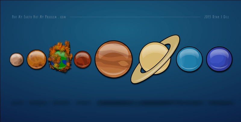 solar system science earth