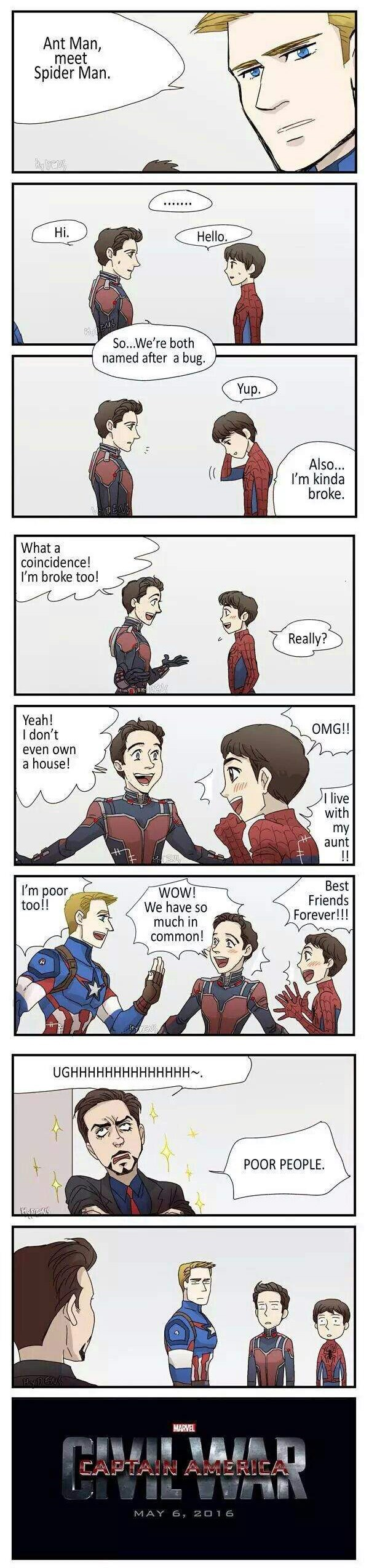 Civil War Plot Revealed
