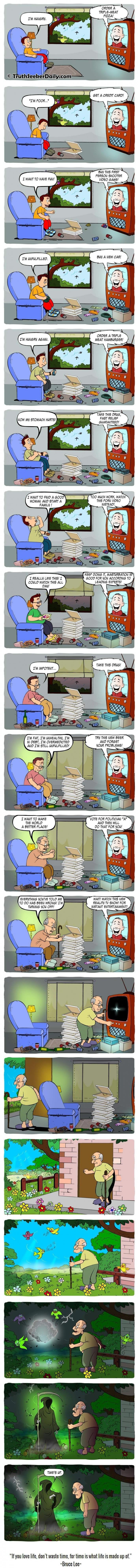 funny-web-comics-some-key-advice-for-dealing-with-life