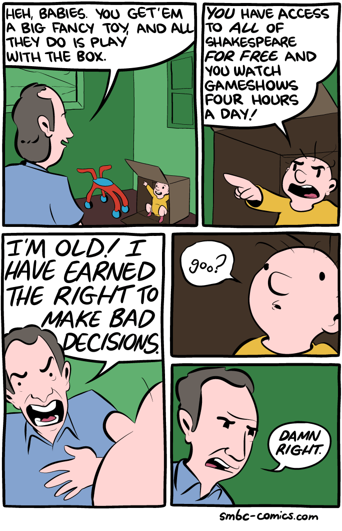 yikes Babies wtf shakespeare sad but true web comics - 8573364992
