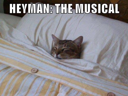 HEYMAN: THE MUSICAL