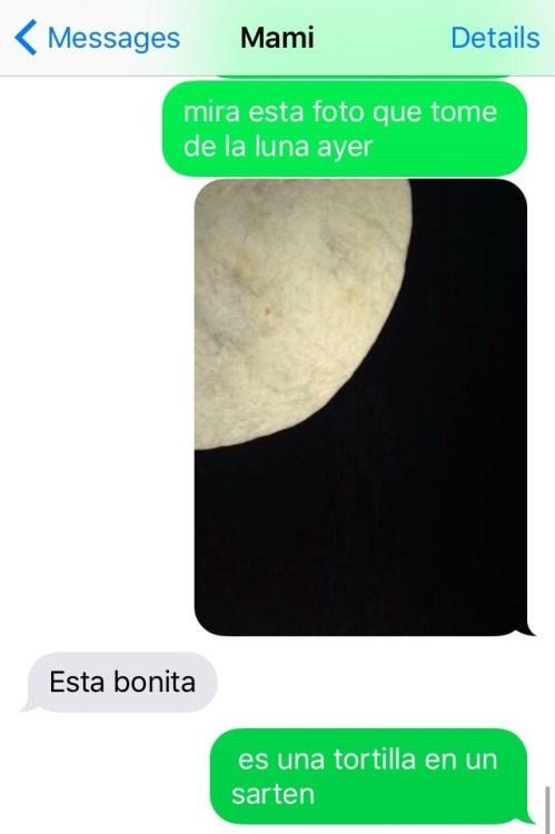 mira esta luna