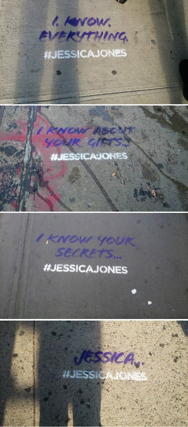 superheroes-jessica-jones-viral-marketing-graffitis-new-york-city-marvel-netflix