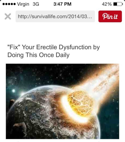 funny memes fix ed with asteroid