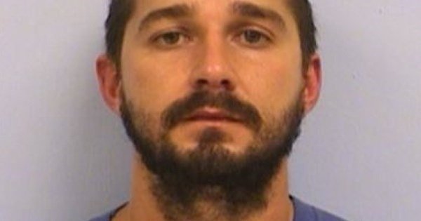 Shia Labeouf Arrested on 6th Street in Austin