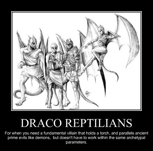 DRACO REPTILIANS