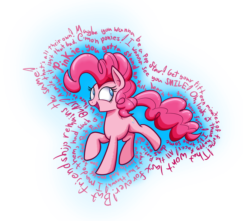 Fan Art pinkie pie - 8574190592