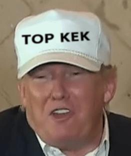 funny memes top kek donald trump