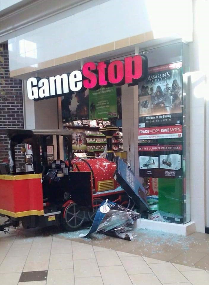 video game memes gamestop hit by hype train