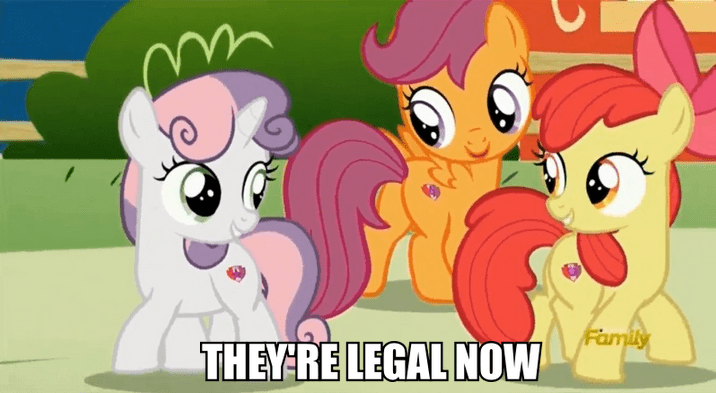 not okay,nope,cutie mark crusaders