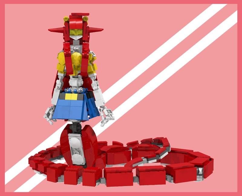 monster musume lego - 8574422784
