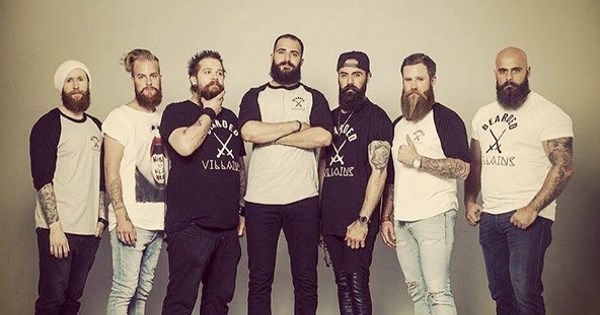 Fail of the Day: Police Were Called on Swedish Beard Club After Someone Reported Them as ISIS