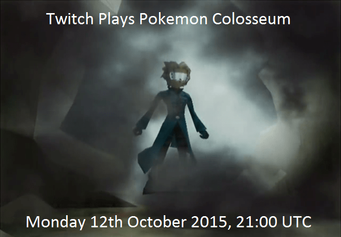 pokemon memes twitch plays pokemon colosseum