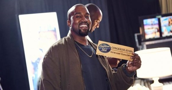 Surprise of the Day: Kanye and Kim Crashed American Idol Auditions