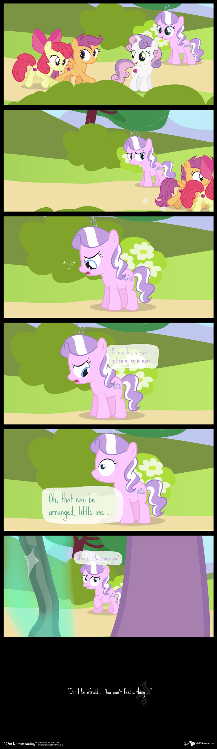 diamond tiara,wishes,cutie mark crusaders