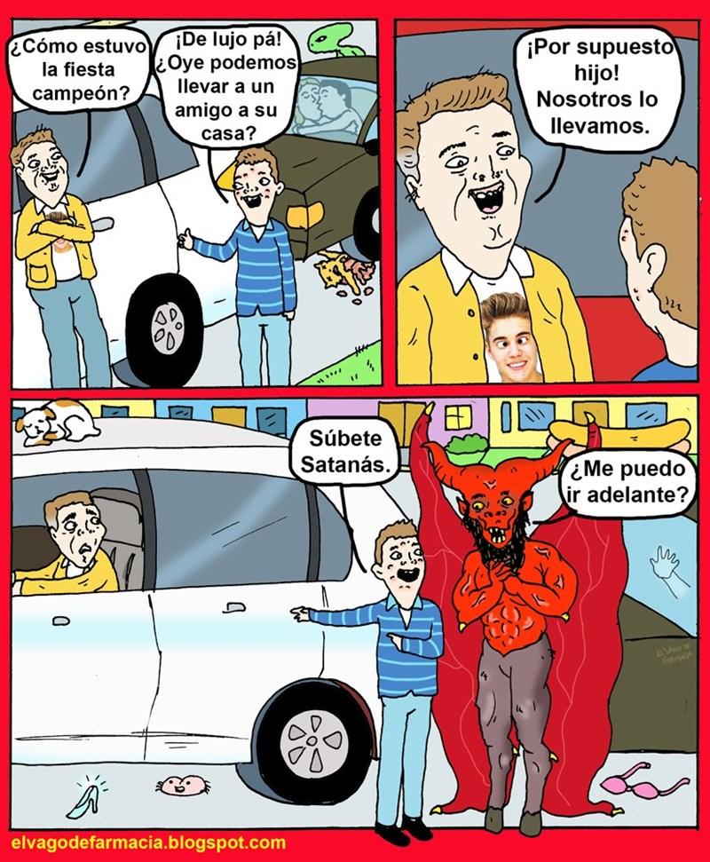 vamos satanas
