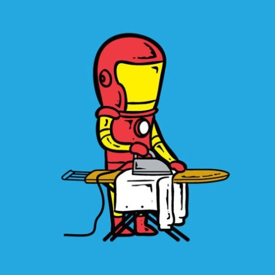 iron man jobs Iron Man Might be Taking His Title Too Seriously