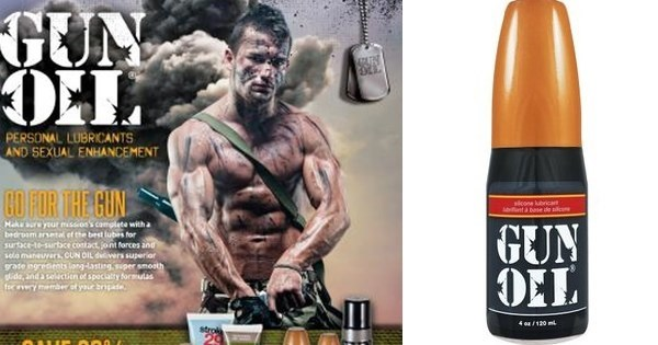 LOL of the Day: Man Finds 'Gun Oil' Personal Lubricant in Walmart Firearm Section