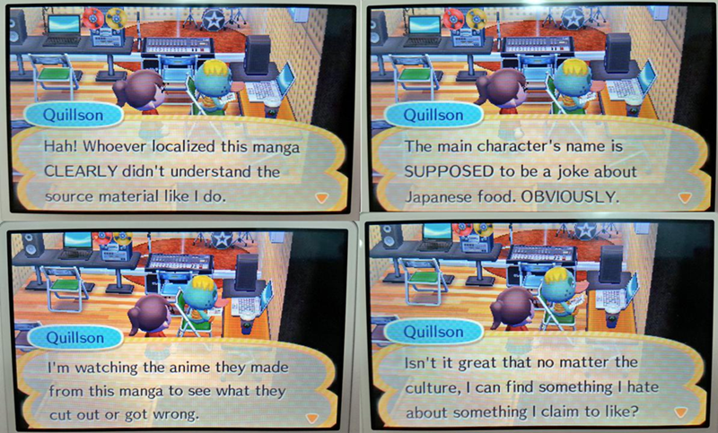 animal crossing,otaku