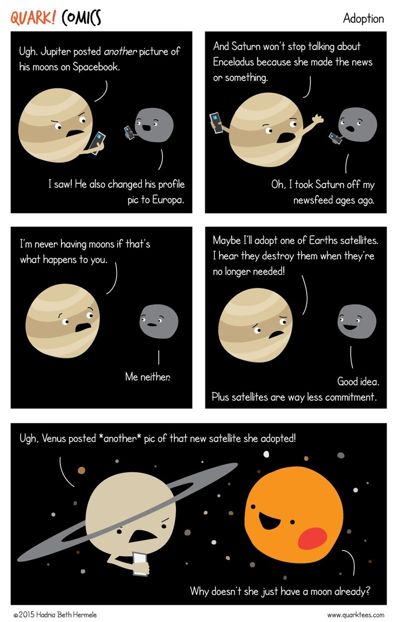 space web comics Sometimes It's Better to Just Stay Off Spacebook