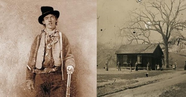 Jackpot of the Day: Man Buys $5 Million 'Billy The Kid' Photo at Thrift Store For $2