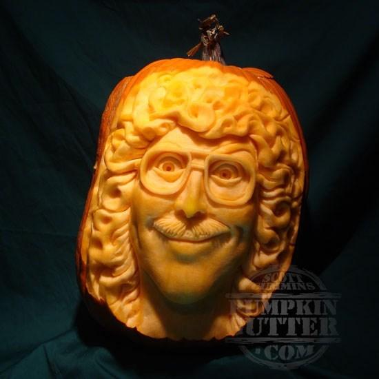 pumpkins weird al