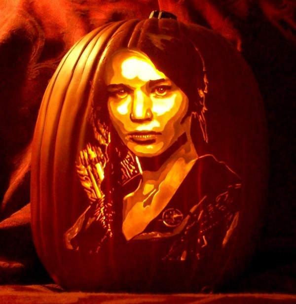 pumpkins Jennifer Lawrence