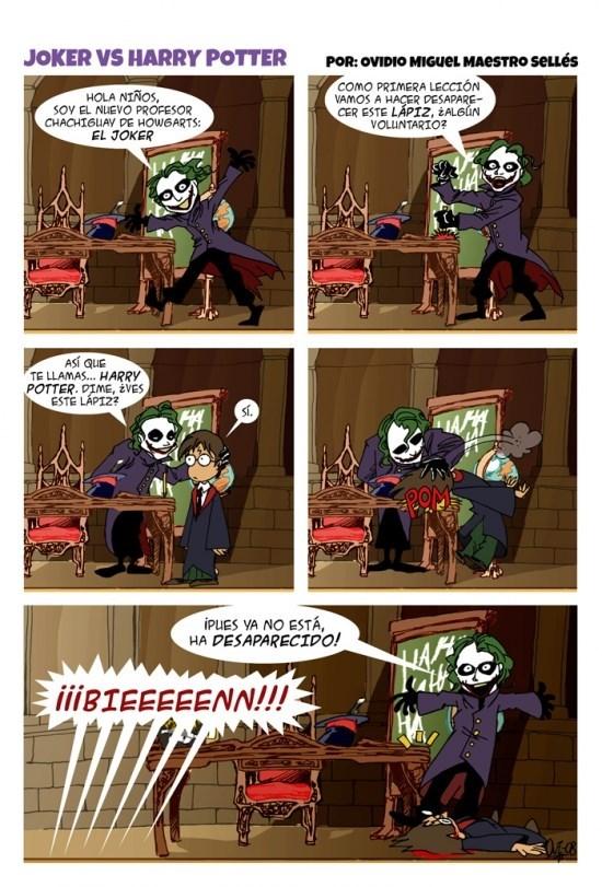 joker mago