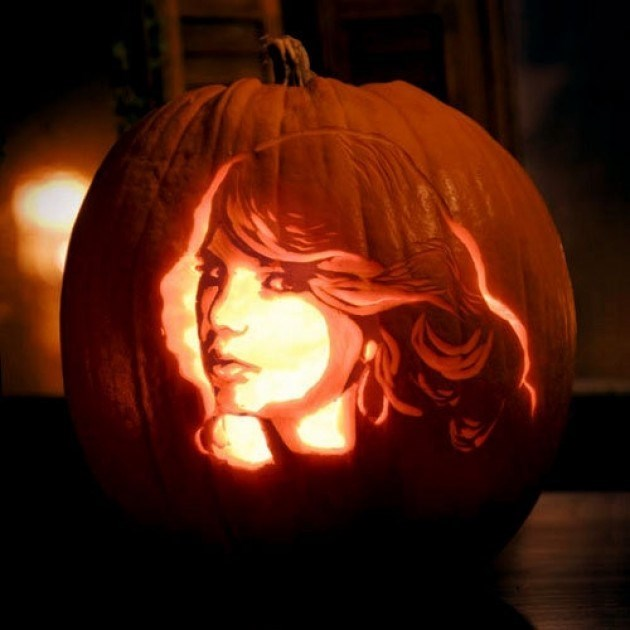 pumpkins Taylor Swift